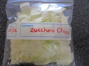 Zucchini 'Paper'