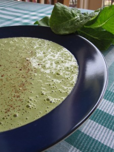 Cream of Lettuce Soup