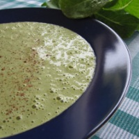 Day 62 - Cream of Lettuce Soup
