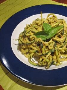 Ally's Pesto Pasta