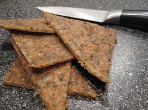 Sprouted Chia Bread