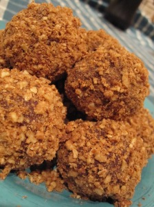 Chocolate Pecan Truffles