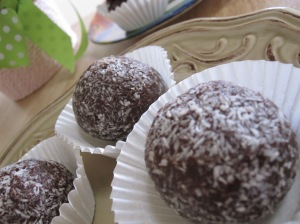 Chocolate Go-Go Balls