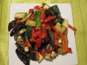 Latin Vegetables