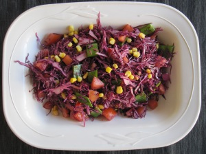 Spiced Mexican Cabbage