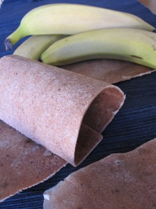 Banana Leather