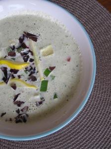 Raw Ramen Soup