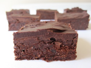 Chocolate-Fudge Easy Brownies
