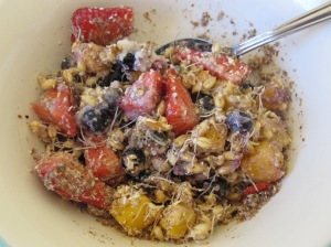 Sprouted Whole Grain Cereal