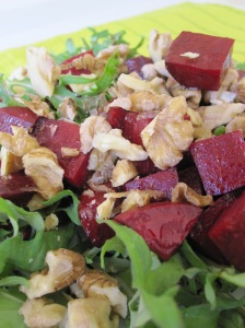Walnut Beet Salad