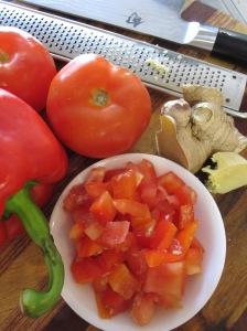 Easy Tomato Chutney