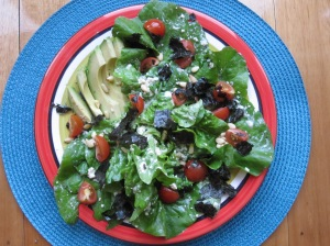 Simple Lettuce Salad