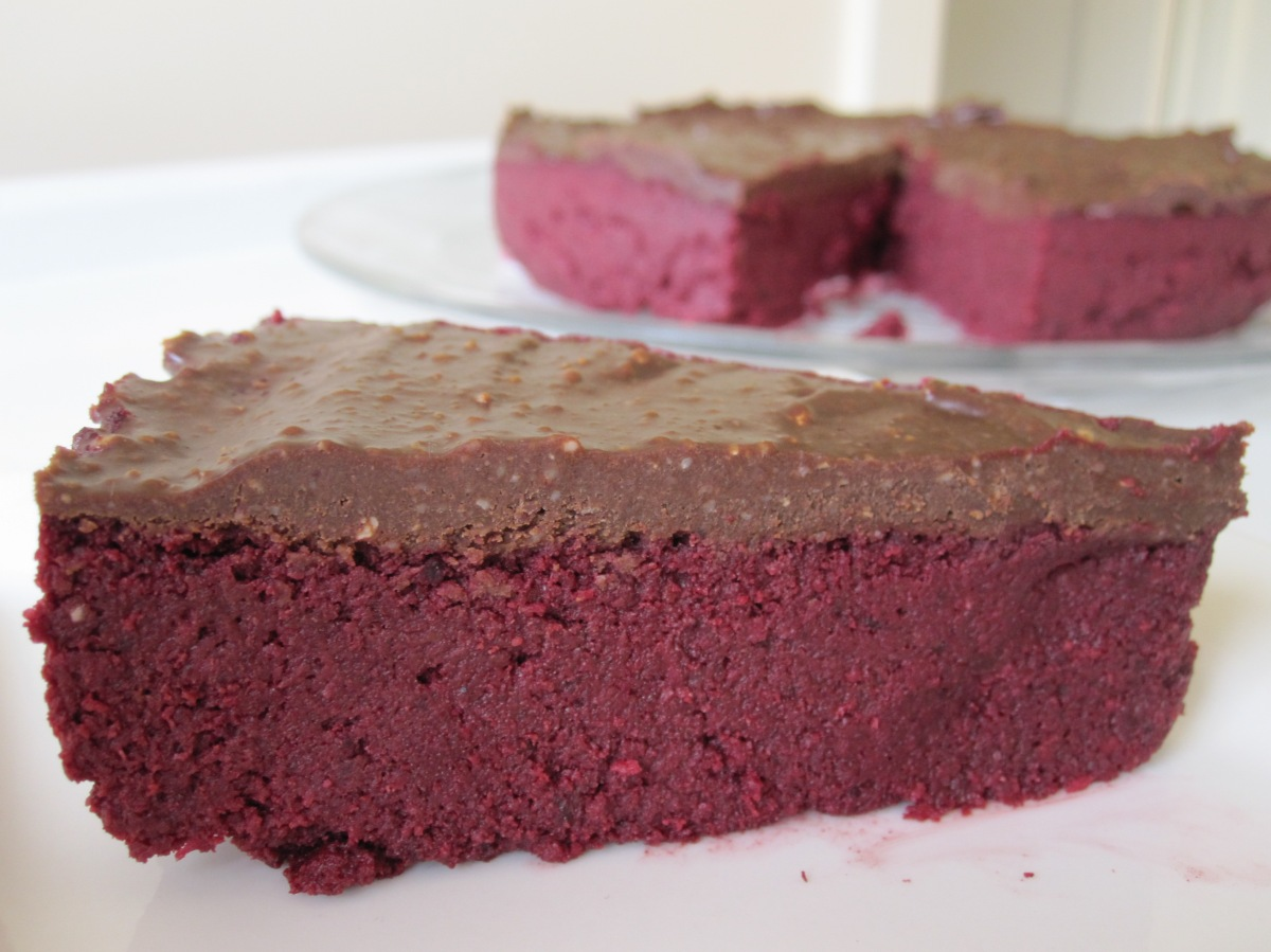 Day 335 - Chocolate Beet Cake