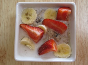 Hearty Chia Porridge
