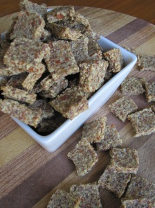 Rosemary and Garlic Croutons