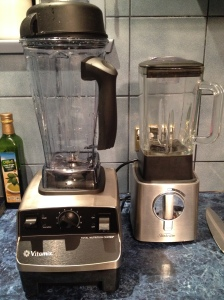 You have served me well little blender...