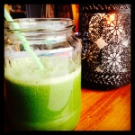 Green Juice with Fennel