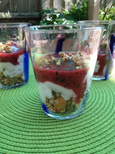 Raw Breakfast Parfait