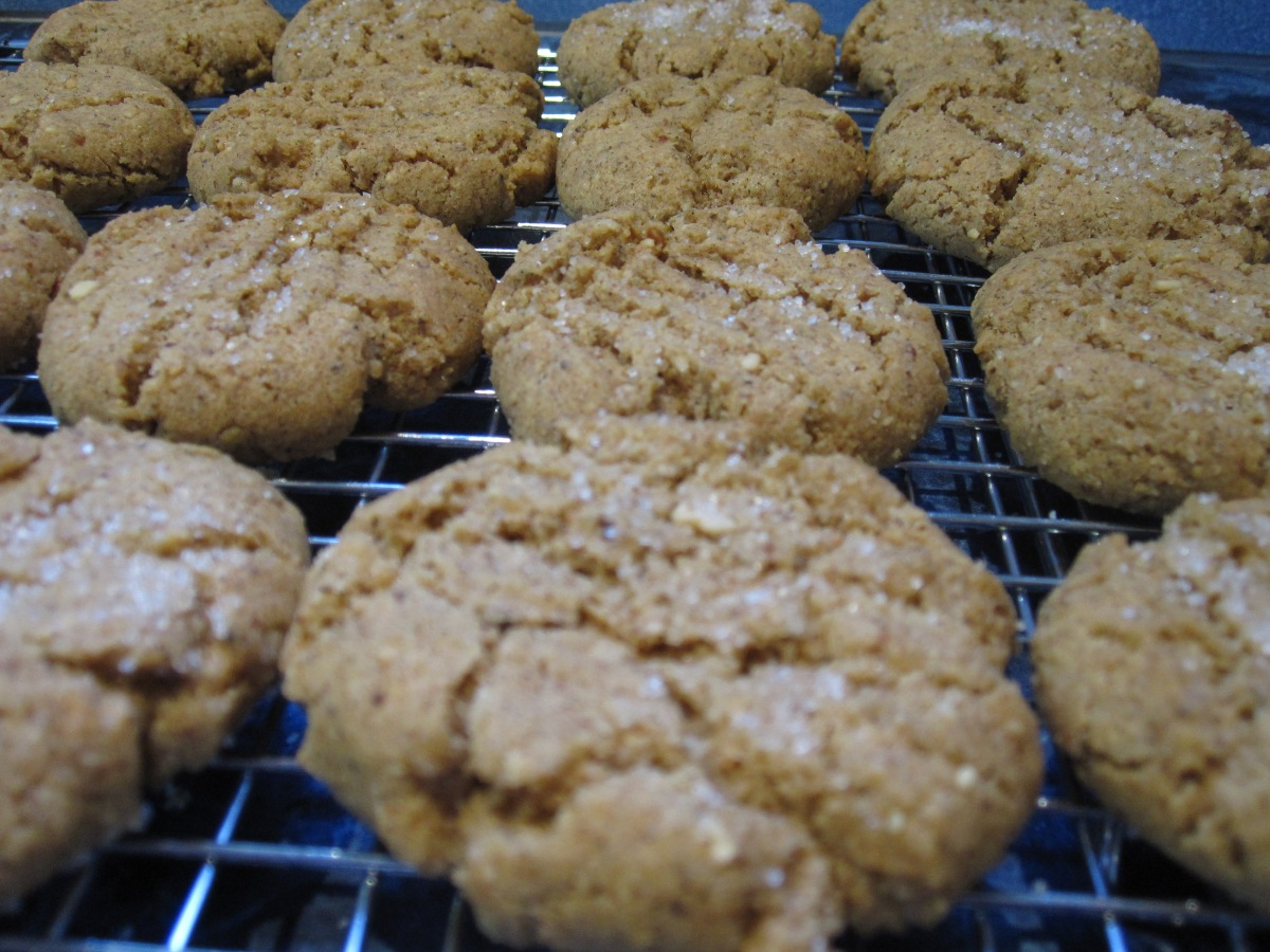 Nut Butter Cookies